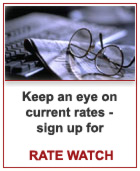 Sign up for Rate Watch!